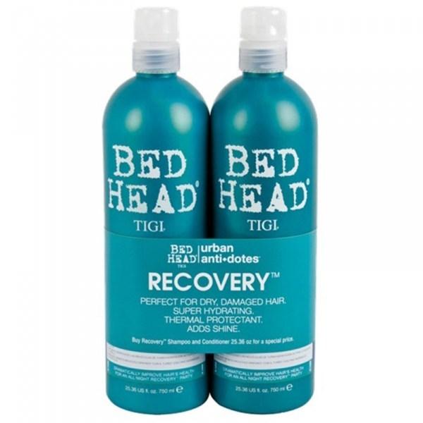 Billede af TIGI Urban Antidotes Recovery Shampoo & Balsam 2 x 750 ml