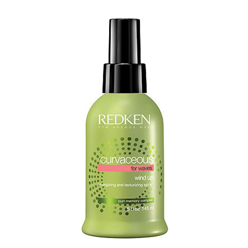Redken Curvaceous Wind Up, 145 ml