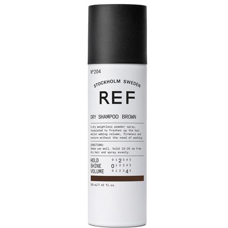REF. 204 Dry Shampoo Brown, 220 ml (Ny)