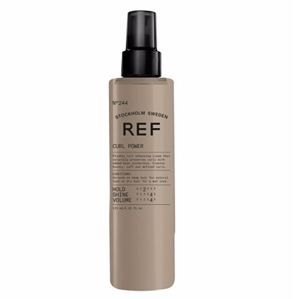 REF. 244 Curl Power, 125 ml (Ny)