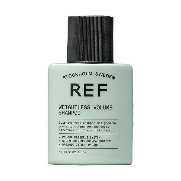 Billede af REF Weightless Volume Shampoo, 60ml - Rejsestr.