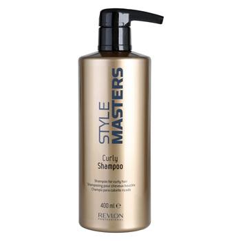 Billede af Revlon Style Master Curly Shampoo, 400 ml