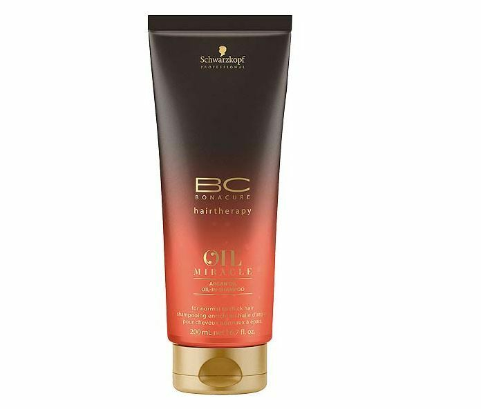 Schwarzkopf Bonacure BC Oil Miracle Argan Oil-In Shampoo, 200 ml thumbnail