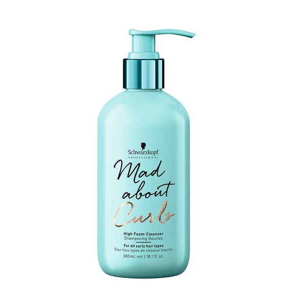 Schwarzkopf Mad About Curls High Foam Cleanser, 300 ml thumbnail