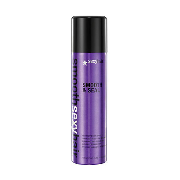 Image of   Smooth Sexy Hair Smooth & Seal Anti-Frizz and shine Spray, 225 ml