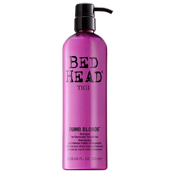 Billede af Tigi bed head Dumb Blonde Shampoo 750 ml