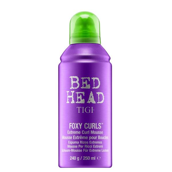 Billede af Tigi bed head, Foxy Curls Extreme Mousse, 250 ml