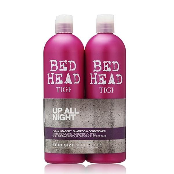Billede af TIGI Bed Head Fully Loaded Duo Shampoo & Conditioner 2 x 750 ml