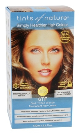Tints of Nature 6TF Dark Toffee Blonde, 130 ml