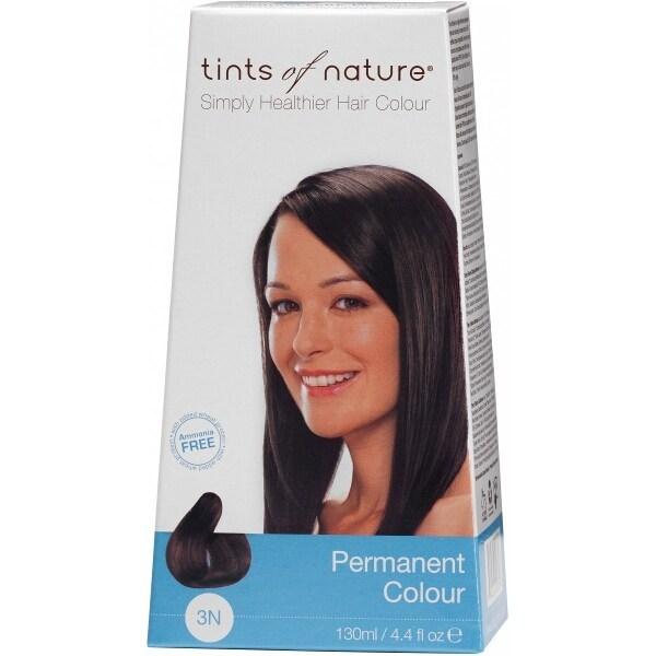 Tints of Nature 3N Natural Dark Brown, 130 ml