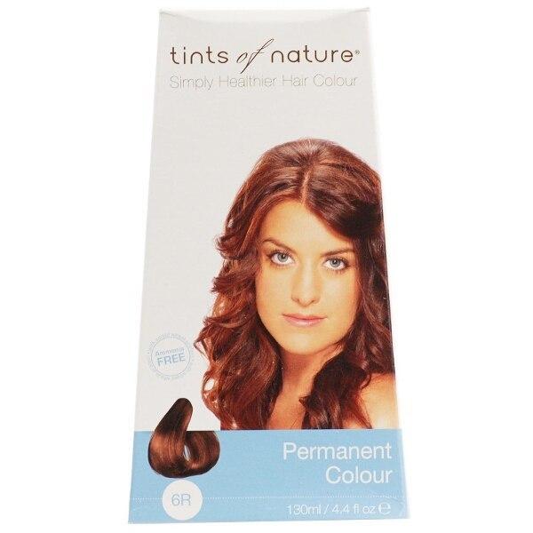 Tints of Nature 6R Dark Copper Blonde, 130 ml