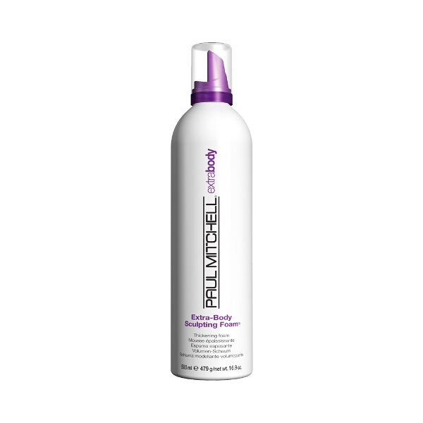 Paul Mitchell Extra Body Sculpting Foam,  500 ml