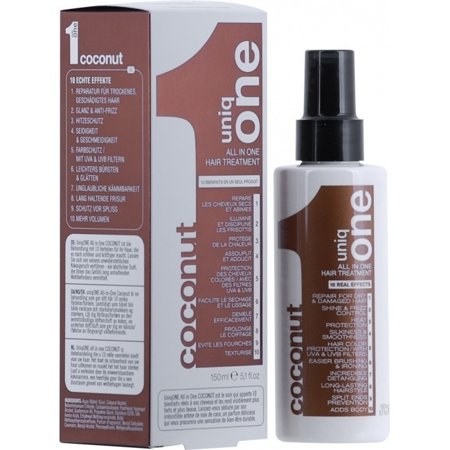 Uniq one coconut all-in one hair treatment, 150 ml fra Uniq one fra hairoutlet