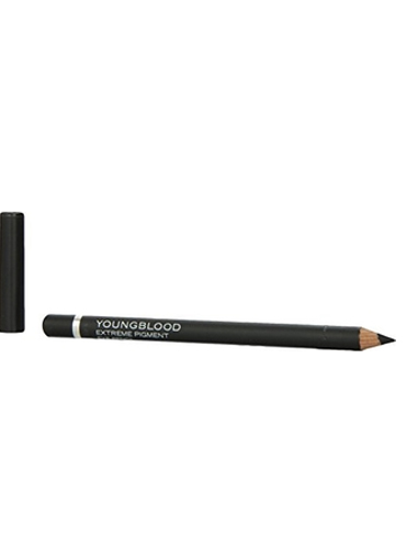 Youngblood Youngblood extreme pigment eye pencil, blackest black 1,05 g fra hairoutlet