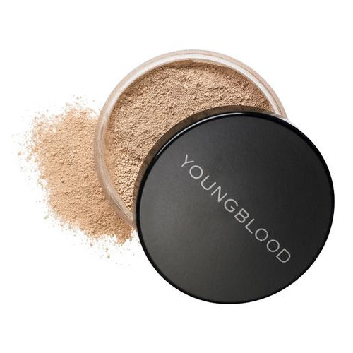 Youngblood loose mineral foundation, toffee, 10 g fra Youngblood på hairoutlet