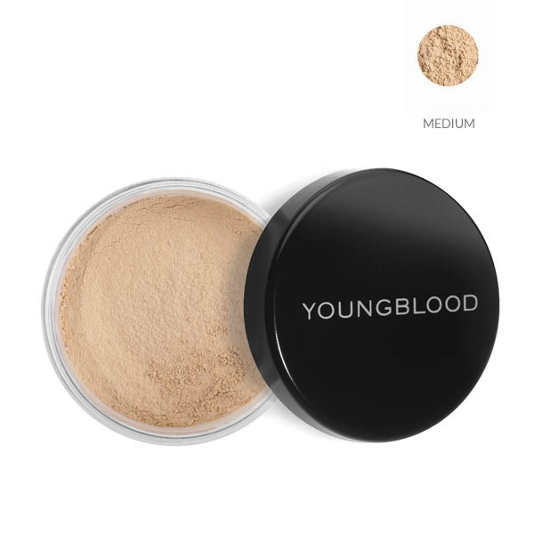 Image of   Youngblood Loose Mineral Rice Setting Powder, Medium 10 g